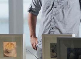 Jak zrobić podświetlane ramki do zdjęć z czujnikiem ruchu