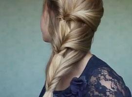 Jak zrobić prostą fryzurę z długich włosów