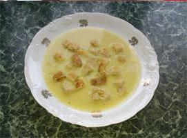 Jak zrobić zupę krem z pora