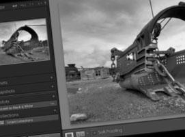 Jak zrobić czarno biały efekt zdjęcia w profesjonalny sposób