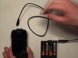 Jak zrobić przenośną ładowarkę USB do telefonu na baterie