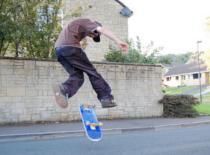 Jak nauczyć się Varial Kickflipa