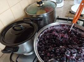 Jak zrobić sos z aronii