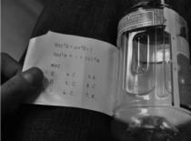 Jak wykonać pomysłową ściągę na butelce