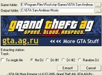 Jak odtwarzać utwory z GTA w Winampie