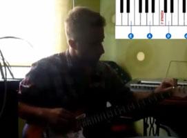 Jak nastroić gitarę od keyboardu