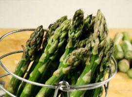 Jak gotować zielone szparagi