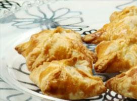 Jak zrobić ciastka francuskie z pieczarkami