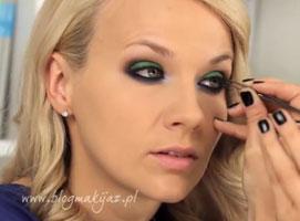 Jak zrobić makijaż na wieczór - elegancki i kolorowy