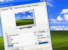 Jak wyœświetlić ukryte ikony w Win XP