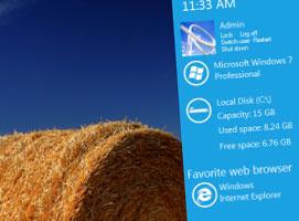 Jak zainstalować widgety do pulpitu Windows 8