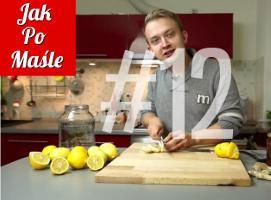 Jak zrobić nalewkę cytrynową z miodem