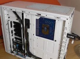 Jak zamontować cooler Contac 39 na procesorze Intel Core i3