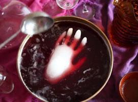 Jak zrobić poncz czarownic na Halloween