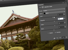Jak korzystać z cieniowania kolorów w Photoshopie