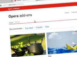 Jak zrobić własną szatę graficzną do Opery