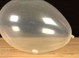 Jak nadmuchać balon w niekonwencjonalny sposób