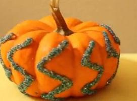 Jak zrobić urocze dynie na Halloween