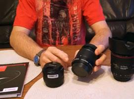 Jak odszyfrować oznaczenia obiektywów Canon