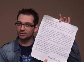 Jak zrobić list na sesję RPG cz. 1
