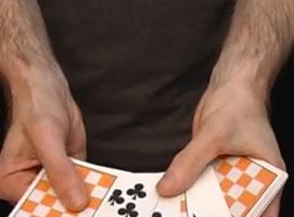 Jak wykonać niesamowity zakład z odwróconymi kartami
