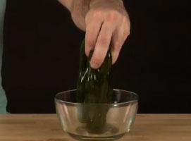 Jak zrobić jadalny szlam