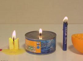 Jak zrobić 5 różnych awaryjnych świeczek