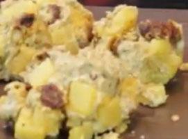 Jak przygotować potreningową pierś z curry i ananasem