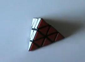 Jak ułożyć kostkę pyraminx - metoda własna