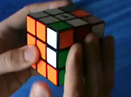 Jak ułożyć kostkę Rubika jednym algorytmem (Sexy Method)