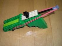 Jak zbudować Lego Gun