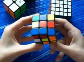 Jak ułożyć kostkę 2x2 - metoda podstawowa