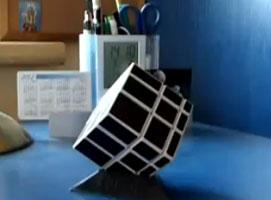 Jak ułożyć kostkę Mirror Cube