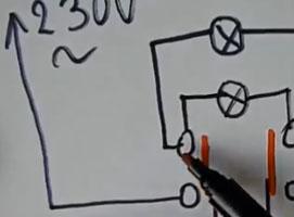 Jak zrobić szybki przełącznik - obwód elektryczny
