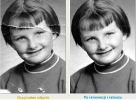 Jak naprawić starą fotografię