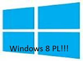 Jak spolszczyć system Windows 8
