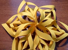 Jak zrobić świąteczną gwiazdę z papieru