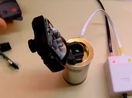 Jak zrobić ruchomą kamerę ręcznie sterowaną