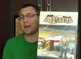 Jak grać w grę planszową Le Havre