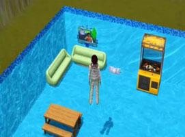 Jak zrobić dom akwarium w The Sims 3