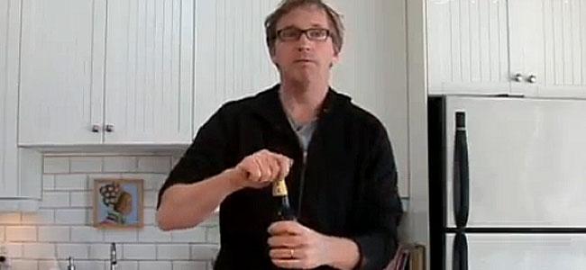 Jak otworzyć piwo w widowiskowy sposób