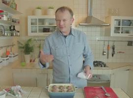 Jak zrobić klopsiki zapiekane z makaronem