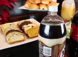 Jak odkręcać napoje gazowane w stylu ninja