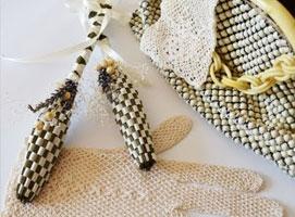 Jak zrobić szybką dekorację - lawendowe wrzeciono