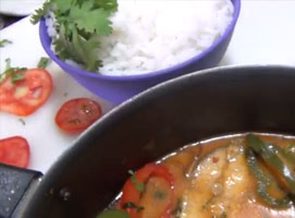 Jak zrobić rybę w sosie kokosowym po bajańsku