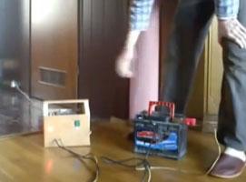Jak zrobić prostownik do akumulatora