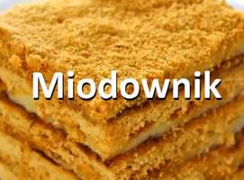 Jak zrobić ciasto Miodownik