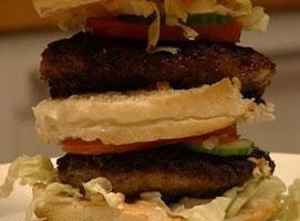 Jak usmażyć hamburgera amerykańskiego a'la Big Mac