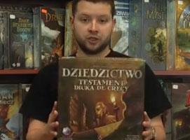Dziedzictwo: Testament Diuka de Crecy - recenzja gry