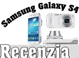 Samsung Galaxy S4 Zoom - Recenzja